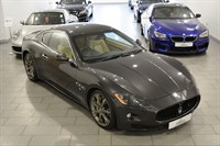 Maserati Granturismo S 47 MC SHIFT