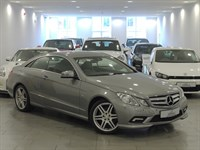Mercedes-Benz E350 CDI BLUEEFFICIENCY SPORT