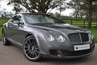 Used Bentley Continental GT SPEED-ONE OWNER FROM NEW