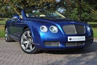Used Bentley Continental GTC  1 owner, low miles