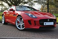 Used Jaguar F-Type V6 S PAN ROOF COUPE