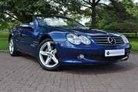 Used Mercedes SL500