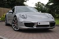 Used Porsche 911 CARRERA S PDK*GT SILVER*