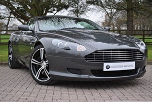 used Aston Martin DB9 V12 in knutsford-cheshire
