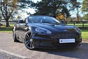 used Aston Martin DBS Volante in knutsford-cheshire