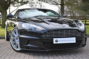 used Aston Martin DBS V12 1 OWNER, ONLY 8536 MILES in knutsford-cheshire