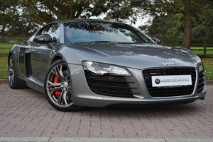 used Audi R8 4.2 V8 LIMITED EDITION in knutsford-cheshire