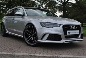used Audi RS6 Avant RS6 AVANT TFSI V8 QUATTRO in knutsford-cheshire