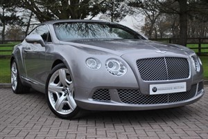 used Bentley Continental GT New Shape model in knutsford-cheshire