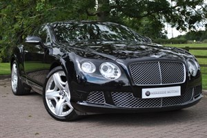 used Bentley Continental GT MDS*LOW MILES*FACELIFT MODEL* in knutsford-cheshire