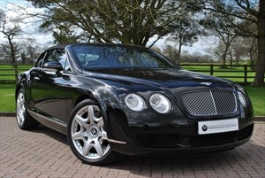 used Bentley Continental GT GT-GTC in knutsford-cheshire