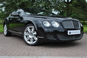 used Bentley Continental GT MULLINER, LOW MILES in knutsford-cheshire