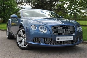 used Bentley Continental GT **New Model** in knutsford-cheshire