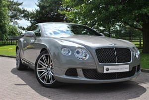 used Bentley Continental GT SPEED*2015*IMMACULATE* in knutsford-cheshire