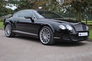 used Bentley Continental GT SPEED OUTSTANDING CONDITION in knutsford-cheshire