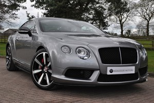 used Bentley Continental GT V8 S *Mulliner Driving Spec* in knutsford-cheshire