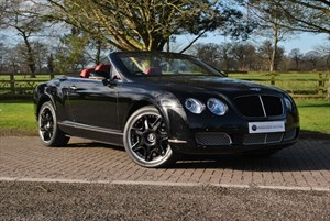 used Bentley Continental GTC W12, Mulliner Driving Pack in knutsford-cheshire