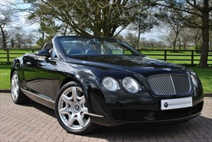 used Bentley Continental GTC Mulliner, Low Miles in knutsford-cheshire