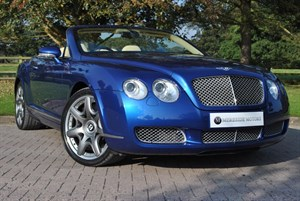 used Bentley Continental GTC  1 owner, low miles in knutsford-cheshire