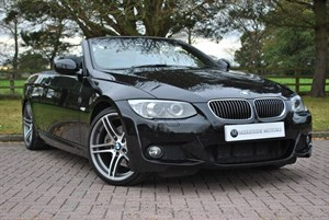 used BMW 330d SPORT PLUS EDITION in knutsford-cheshire