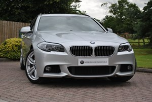 used BMW 535d M SPORT TOURING SPORTS GEARBOX*SERVICE PACK* in knutsford-cheshire