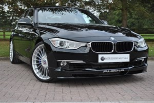 used BMW Alpina D3 BITURBO in knutsford-cheshire