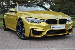 used BMW M4 Stunning Big Spec in knutsford-cheshire