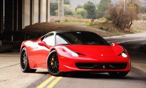 used Ferrari 458 Ferrari 458-458 Spider in knutsford-cheshire