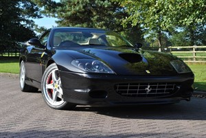 used Ferrari 575M MARANELLO in knutsford-cheshire