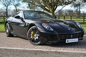 used Ferrari 599 GTB FIORANO F1 in knutsford-cheshire