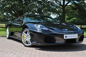 used Ferrari F430 COUPE F1 in knutsford-cheshire