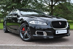 used Jaguar XJR  5.0 V8 SUPERCHARGED in knutsford-cheshire