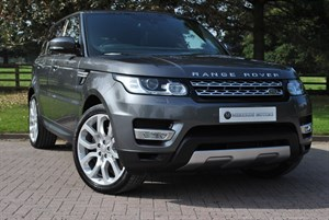 used Land Rover Range Rover Sport SDV6 HSE Panoramic Roof in knutsford-cheshire