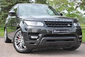 used Land Rover Range Rover Sport SDV6 HSE DYNAMIC in knutsford-cheshire