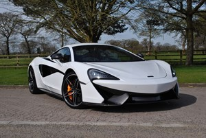 used Mclaren 570s COUPE AUTO in knutsford-cheshire