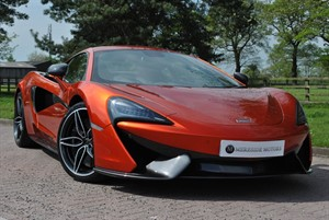used Mclaren 570s Coupe  in knutsford-cheshire