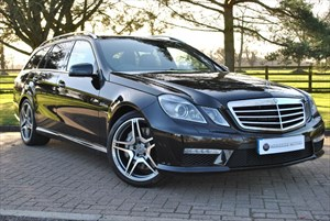 used Mercedes E63 AMG 7G-Tronic, Panoramic Roof in knutsford-cheshire