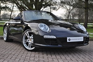 used Porsche 911 BLACK EDITION PDK in knutsford-cheshire
