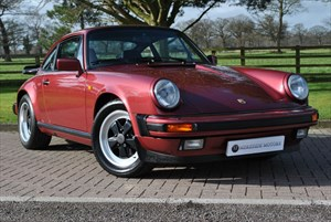used Porsche 911 (930) 3.2 SPORT COUPE (1 Owner for 24 Years) in knutsford-cheshire