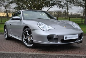 used Porsche 911  40 YEAR ANNIVERSARY in knutsford-cheshire