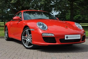 used Porsche 911 CARRERA 2S PDK (GEN 2) in knutsford-cheshire