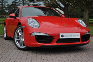 used Porsche 911 CARRERA S PDK in knutsford-cheshire