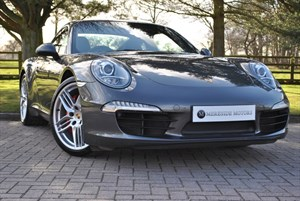 used Porsche 911 CARRERA 2 S PDK*7152 MILES*1 OWNER* in knutsford-cheshire