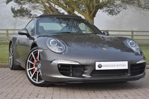 used Porsche 911 CARRERA 2 S PDK*1 OWNER**HIGH SPEC** in knutsford-cheshire