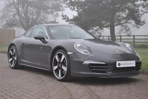 used Porsche 911 CARRERA S PDK*50th ANNIVERSARY* in knutsford-cheshire