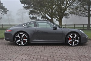 used Porsche 911 CARRERA S PDK*50th ANNIVERSARY* in knutsford-cheshire