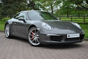 used Porsche 911 CARRERA S PDK*LOW MILEAGE* in knutsford-cheshire