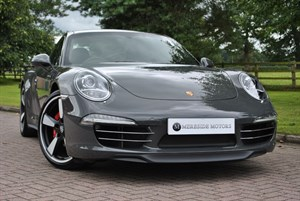 used Porsche 911 CARRERA S PDK*50th EDITION* in knutsford-cheshire