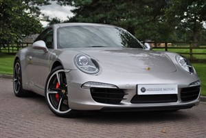 used Porsche 911 CARRERA S PDK*HUGE SPEC* in knutsford-cheshire