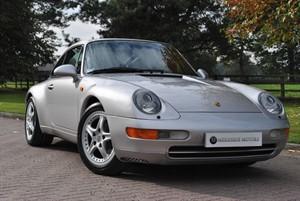 used Porsche 911 TARGA TIPTRONIC S in knutsford-cheshire